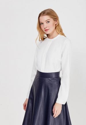 Блуза Anastastia Kovall. Цвет: белый