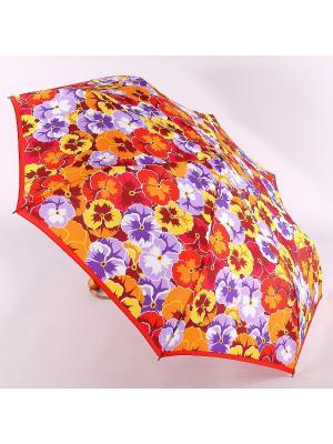 Зонт Airton. Цвет: оранжевый, красный