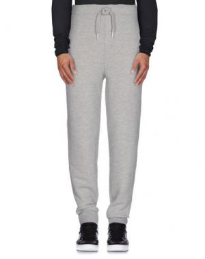 Повседневные брюки T BY ALEXANDER WANG. Цвет: светло-серый
