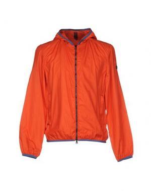 Куртка COCHRANE. Цвет: оранжевый
