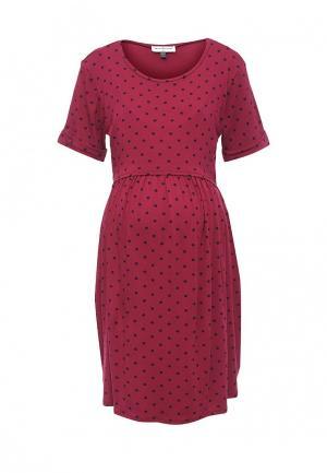Платье Envie de Fraise. Цвет: фуксия
