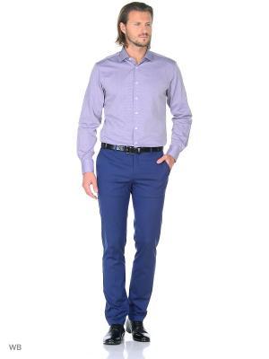 Рубашка Conti Uomo. Цвет: красный