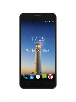 Смартфон Turbo X5 Max TurboPad. Цвет: черный