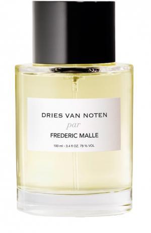 Парфюмерная вода Dries Van Noten Frederic Malle. Цвет: бесцветный