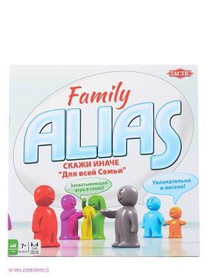 Скажи иначе  для всей семьи 2 Tactic Games. Цвет: белый