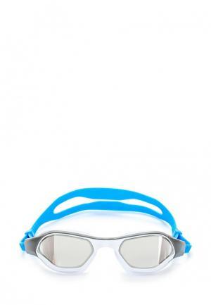 Очки для плавания adidas Performance. Цвет: серый