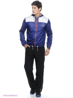 Куртка Stayer. Цвет: фиолетовый, красный, белый