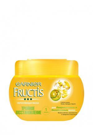 Маска для волос Garnier. Цвет: прозрачный