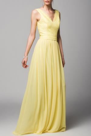 Платье Milla. Цвет: yellow