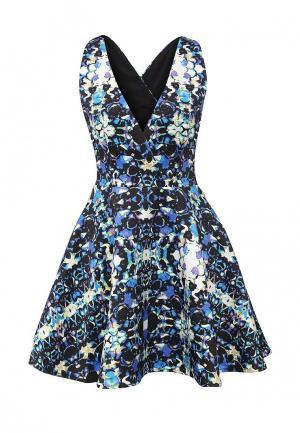 Платье Finders Keepers. Цвет: разноцветный