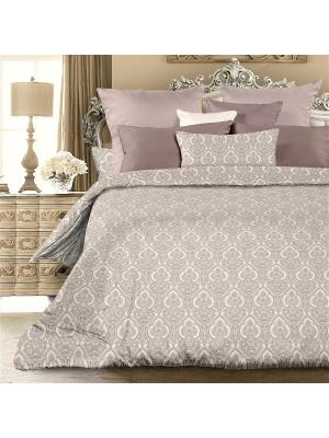 Комплект постельного белья 2,0 биоматин Монсеррат Унисон. Цвет: серый