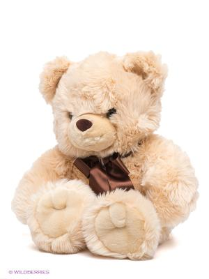 Мягкая игрушка Медведь Aurora. Цвет: светло-бежевый