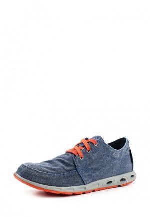 Ботинки Columbia. Цвет: синий