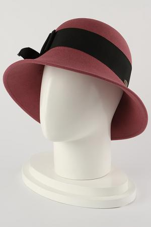 Шляпа Tonak. Цвет: увядшая роза