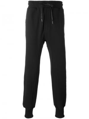 Classic sweatpants D.Gnak. Цвет: чёрный