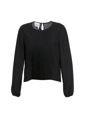 Блуза Edward Achour (Франция) 417004-9628В. Цвет: черный
