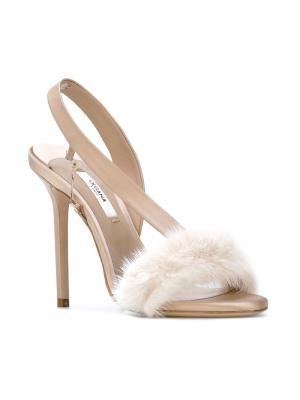 Amazone sandals Olgana. Цвет: телесный