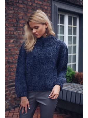 Свитер Vogue Wooly's. Цвет: синий