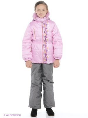 Комплект одежды Катарина Батик. Цвет: розовый