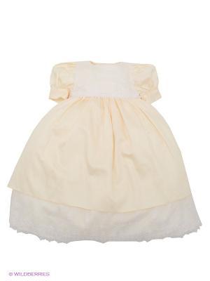 Платье Ангел мой. Цвет: молочный