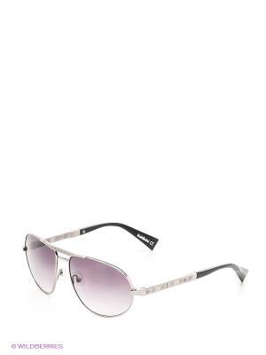 Солнцезащитные очки BLD 1410 202 Baldinini. Цвет: черный
