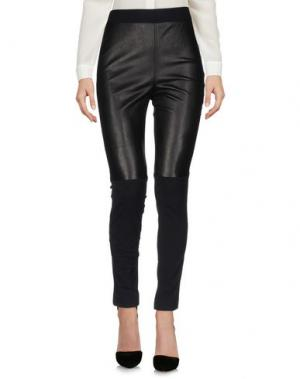 Повседневные брюки MILLY. Цвет: черный