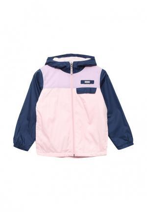 Куртка Columbia. Цвет: розовый