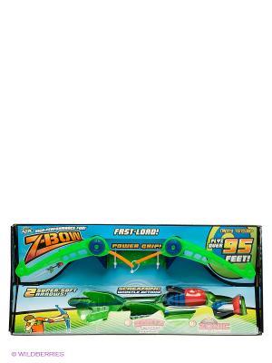 Лук Z-Bow ZING. Цвет: светло-зеленый, синий