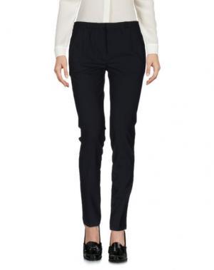 Повседневные брюки ..,MERCI. Цвет: темно-синий