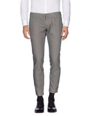Повседневные брюки MASSIMO BRUNELLI. Цвет: черный
