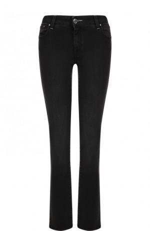 Однотонные расклешенные джинсы Jacob Cohen. Цвет: серый