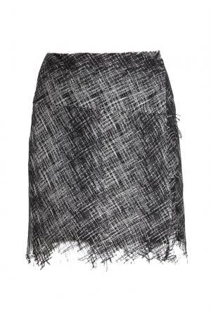 Юбка 161067 Un-namable. Цвет: серый