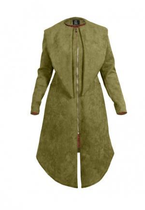 Пальто Sahera Rahmani. Цвет: хаки
