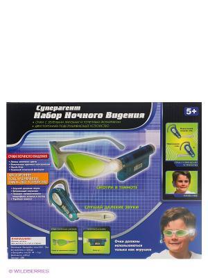 Игровой набор Суперагент ночного видения DREAM MAKERS. Цвет: фиолетовый, черный