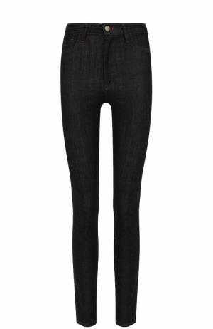 Однотонные джинсы прямого кроя Victoria, Victoria Beckham. Цвет: синий