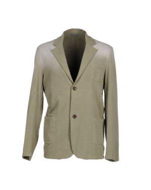 Пиджак ATHLETIC VINTAGE. Цвет: зеленый-милитари