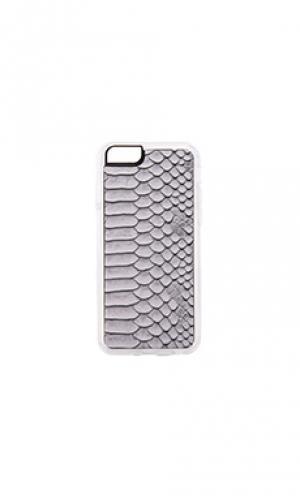 Чехол для iphone 6/6s dweller ZERO GRAVITY. Цвет: серый