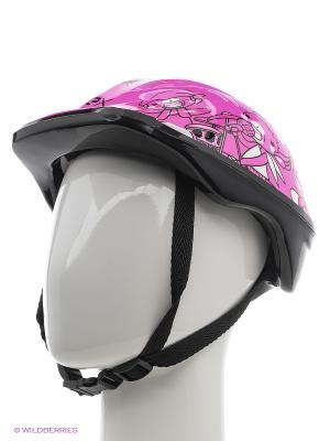 Шлем защитный RIDEX Tempo, розовый. Цвет: розовый