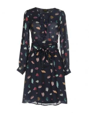 Короткое платье LE MONT ST MICHEL. Цвет: темно-синий