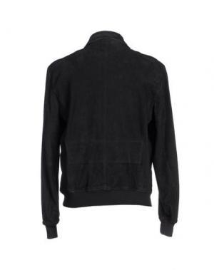 Куртка D'AMICO. Цвет: стальной серый
