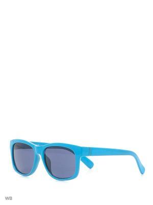 Очки солнцезащитные MS 12-064 20P Mario Rossi. Цвет: голубой