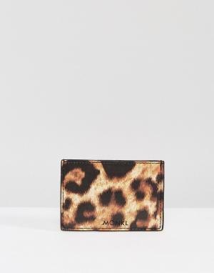Monki Бумажник для карточек. Цвет: мульти