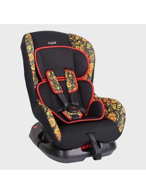 Детское автомобильное кресло НАУТИЛУС  коллекция ART SIGER. Цвет: черный