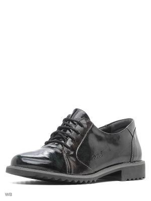 Туфли Suave for Ergo. Цвет: черный, оливковый