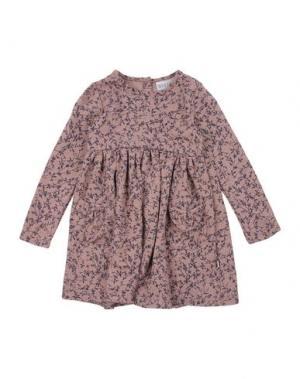 Платье WHEAT. Цвет: светло-коричневый