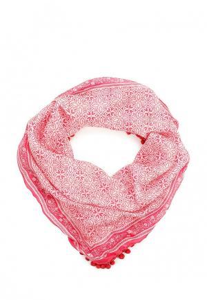 Платок Naf. Цвет: розовый