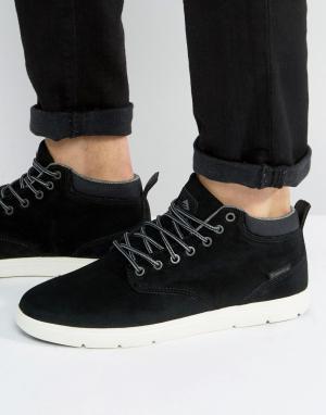 Emerica Черные кроссовки Crusier. Цвет: черный