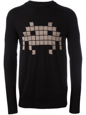 Джемпер arcade Tom Rebl. Цвет: чёрный