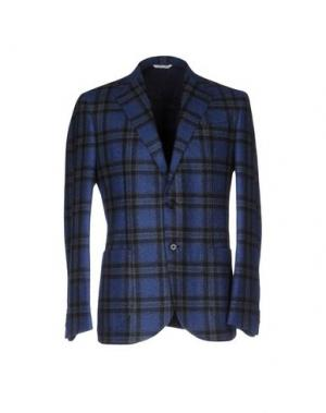Пиджак MORRIS. Цвет: синий