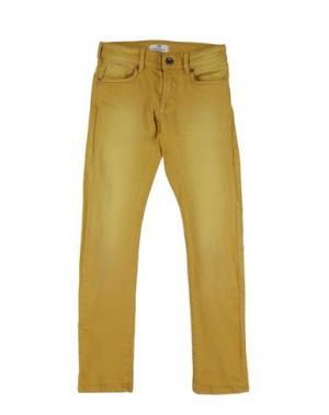 Джинсовые брюки SCOTCH & SHRUNK. Цвет: охра